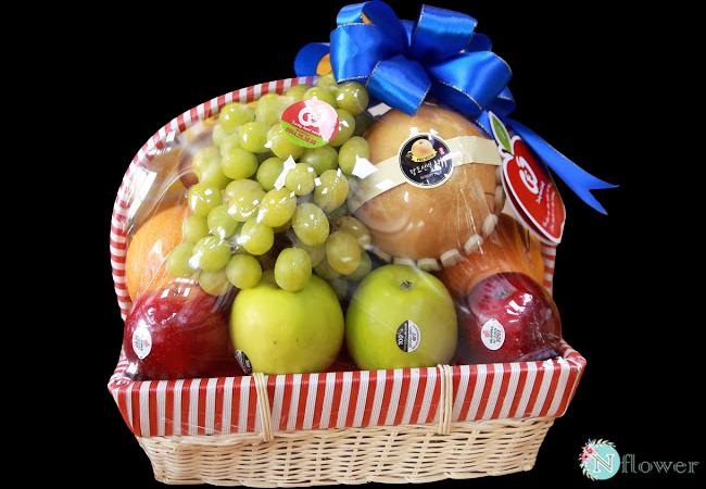 hình ảnh giỏ trái cây 11