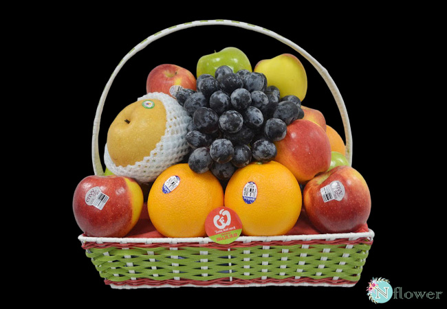 hình ảnh giỏ trái cây 2