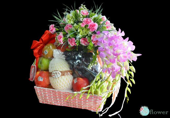 hình ảnh giỏ trái cây 3