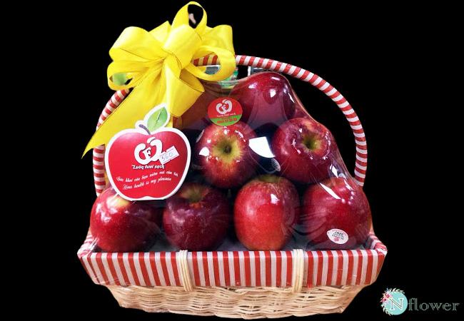 hình ảnh giỏ trái cây 5