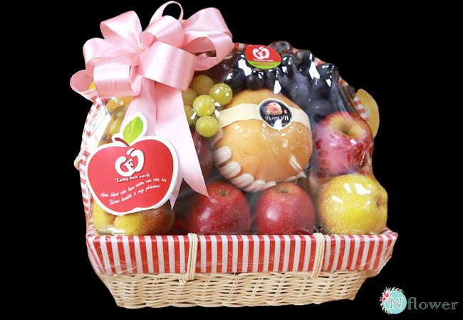 hình ảnh giỏ trái cây 9
